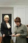 Выпуск группы по курсу Профессиональный пользователь ПК в учебном центре Успех г. Киева