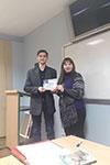 Выпуск группы по курсу практической психологии в учебном центре Успех г. Киева