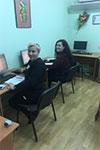 Выпуск группы по курсу видеомонтажа в учебном центре Успех г. Киева