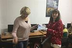 Выпуск группы по курсу Web-дизайн в учебном центре Успех г. Киева